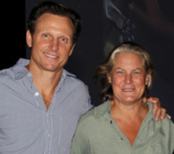 Jane Musky and Tony Goldwyn Keeping Mariage Fresh and Scandal