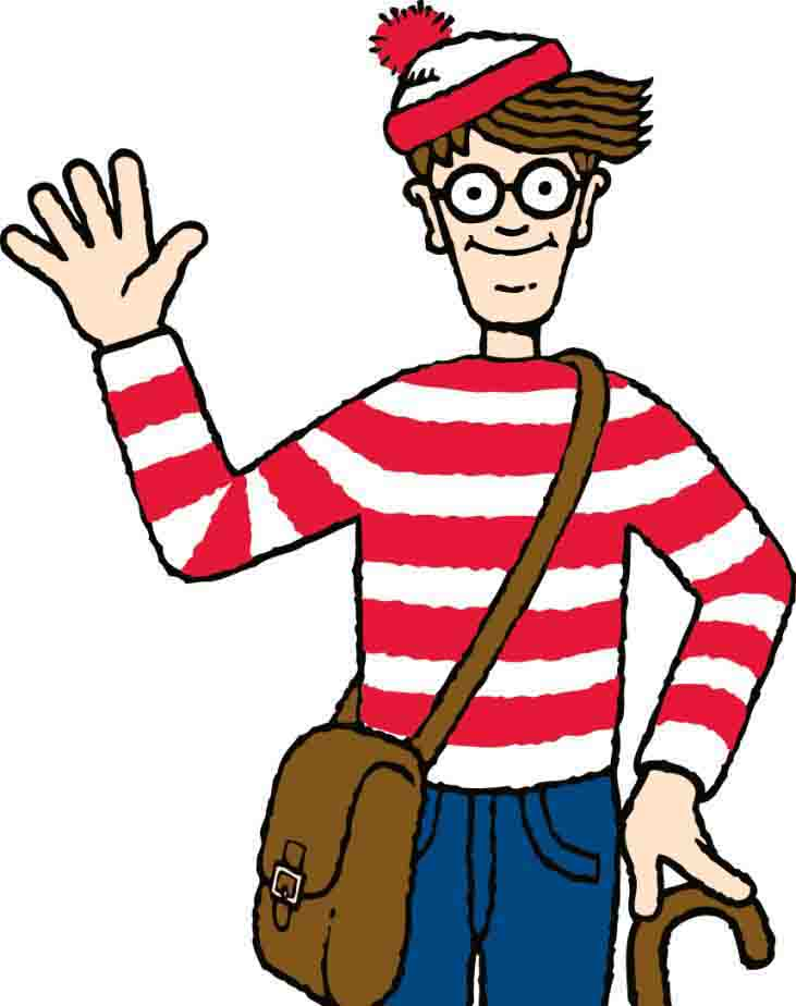 Waldo When It Comes To You